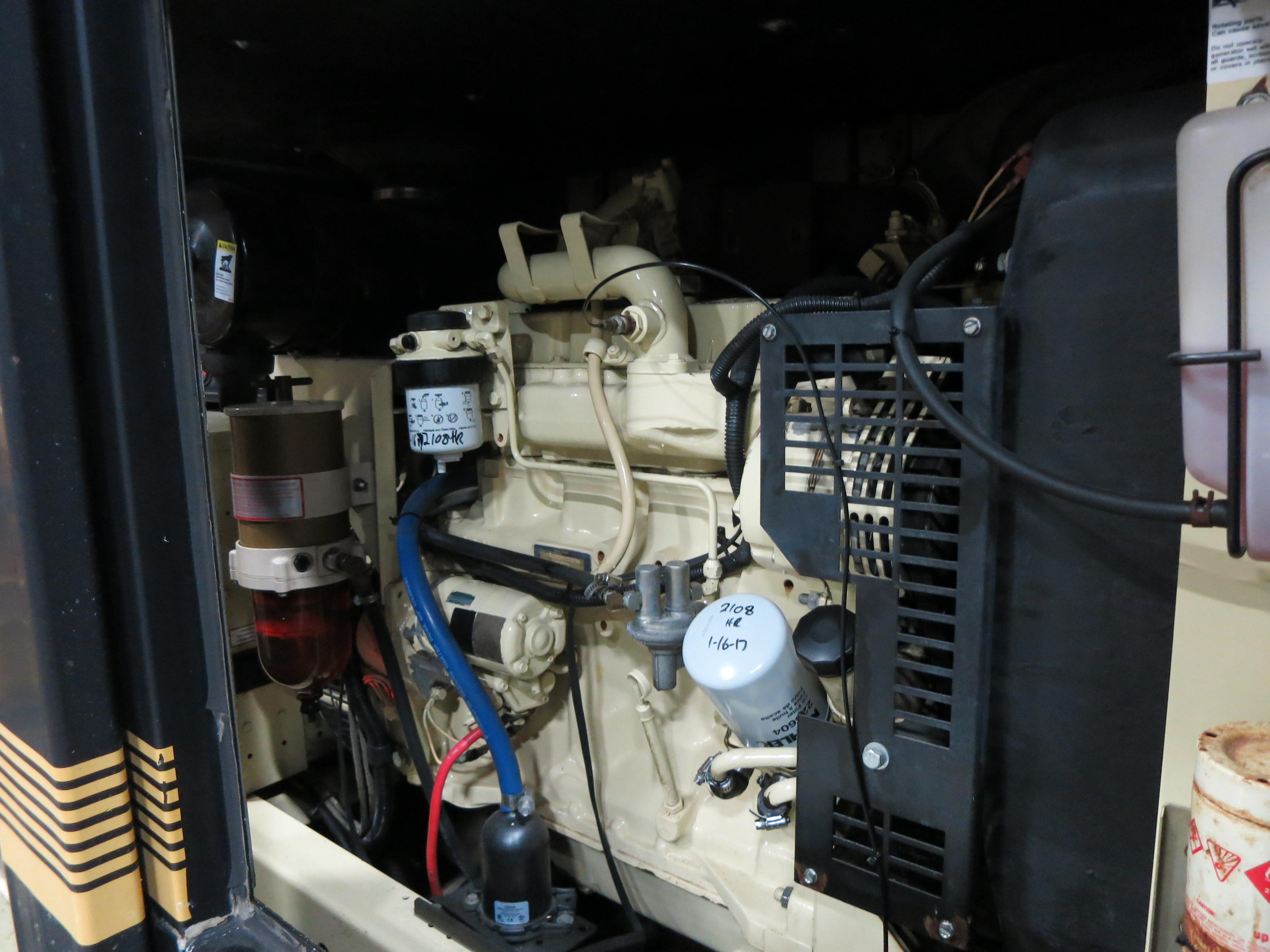 Used Kohler 4039TF001 Diesel Generator