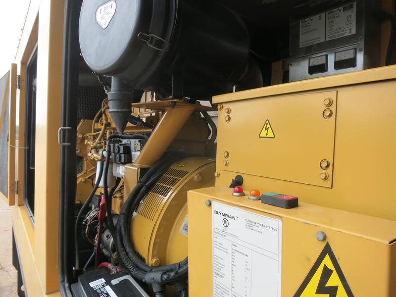Used Caterpillar D200p4 Diesel Generator