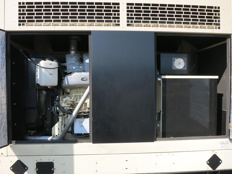 Used Kohler 80REOZJD Diesel Generator, 401 Hrs, EPA Tier 3
