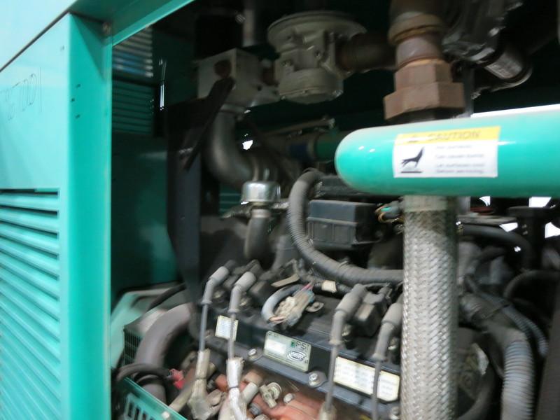 Used Cummins GGLB Natural Gas Generator, 366 Hrs
