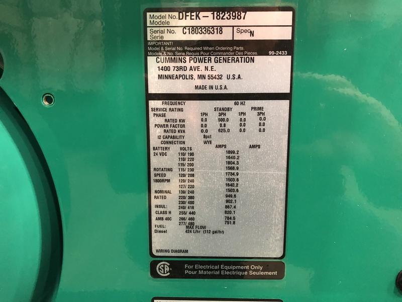 Cummins qsx15 g9 nr2 diesel generator epa tier 2 new cummins qsx15 g9 nr2 diesel generator epa tier 2 asfbconference2016 Image collections