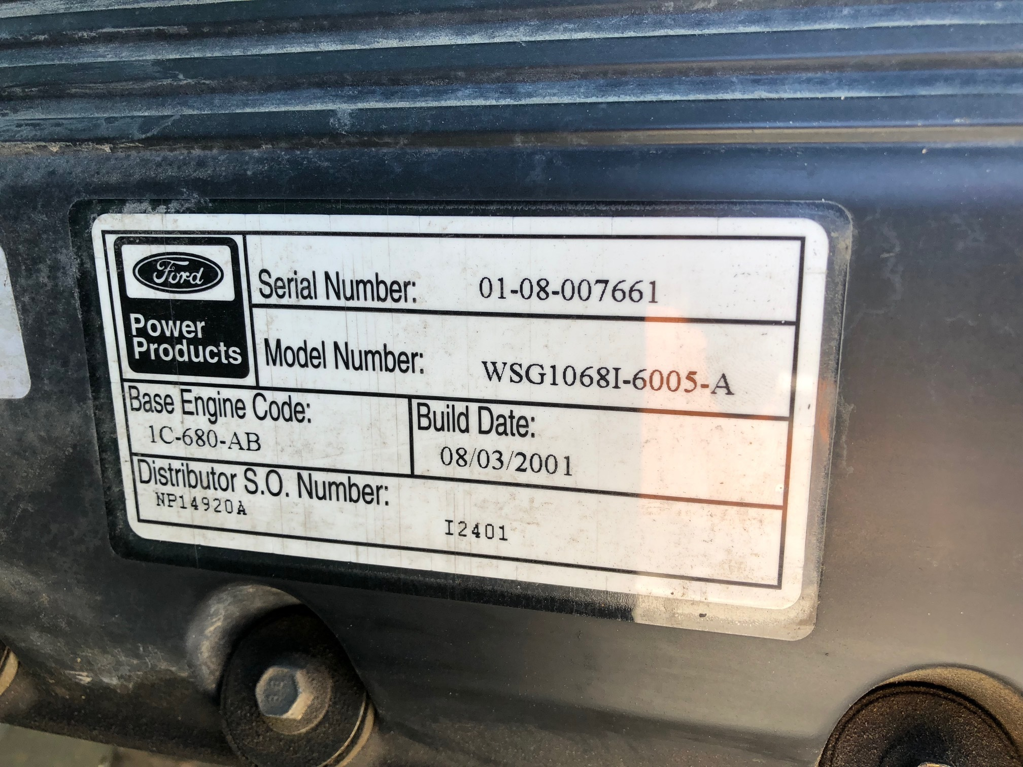 Used Cummins GGHG Natural Gas Generator | 282 Hrs | 60 KW | 0 Price