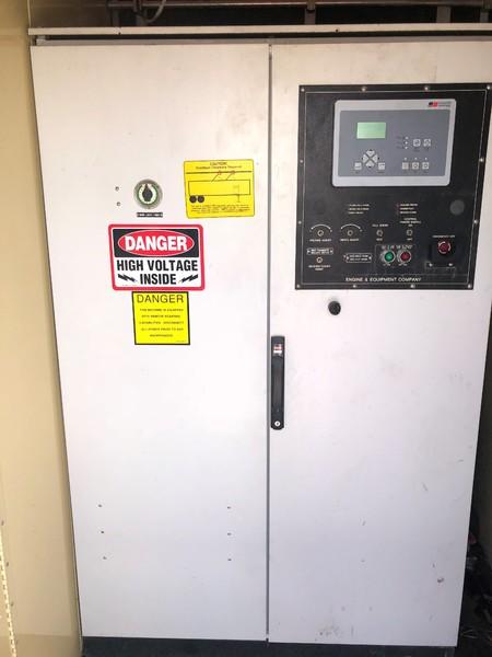 Used Mtu Ds1000 Rental Grade Diesel Generator 16180 Hrs