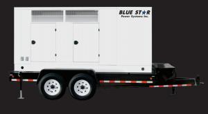 Blue Star Mobile Generators