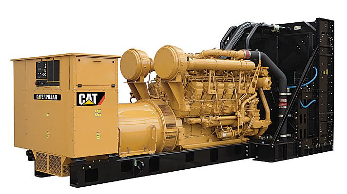 caterpillar 3512c generator specifications 1230 1500 kw at 60hz rh csdieselgenerators com  caterpillar generators manuals for 3406