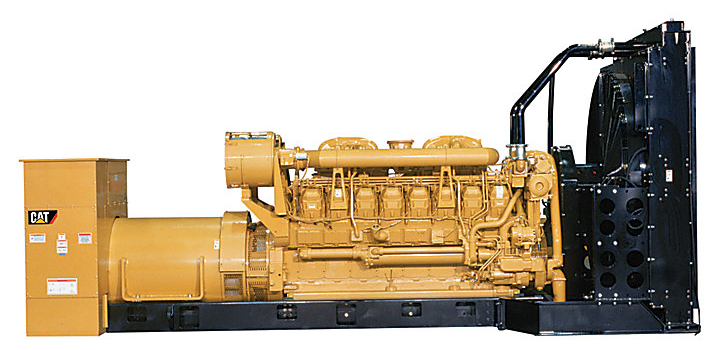 caterpillar 3516b generator specifications