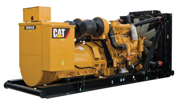 Caterpillar C27 Generator specifications | 635 - 800 KW at