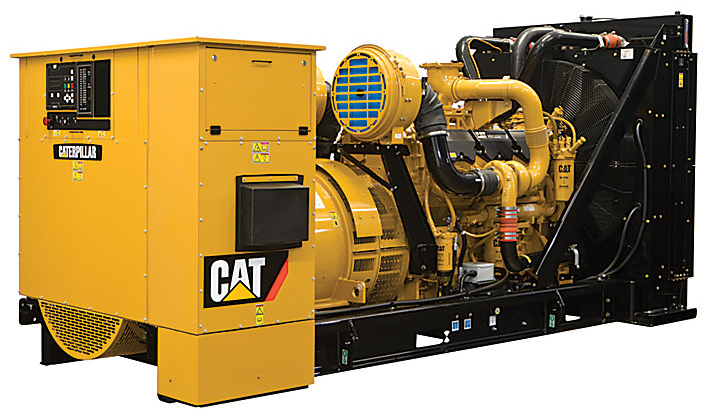 Caterpillar C32 Generator Specifications 830 1k Kw At
