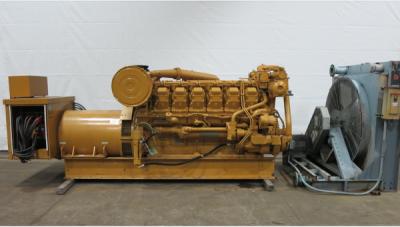 Standby Diesel Generators-CSDG