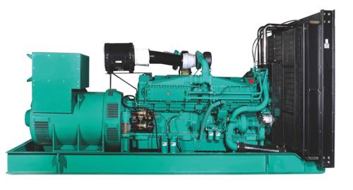 diesel generator set qst30 series engine cummins ai mcq