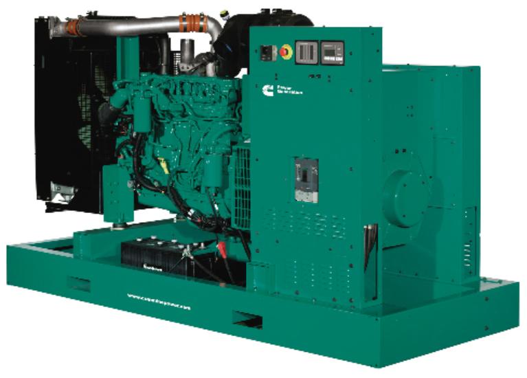 Cummins Diesel Generators-CSDG