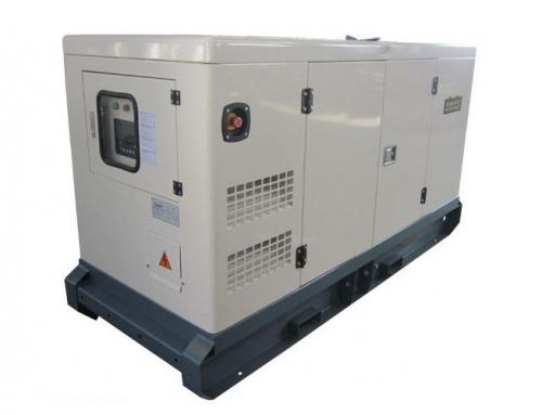 Portable Diesel Generator Ensures Uninterrupted Power Supply