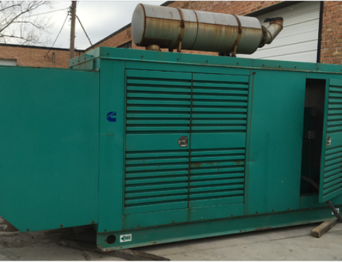 Used Natural Gas Generators for Sale: Look for Them Online