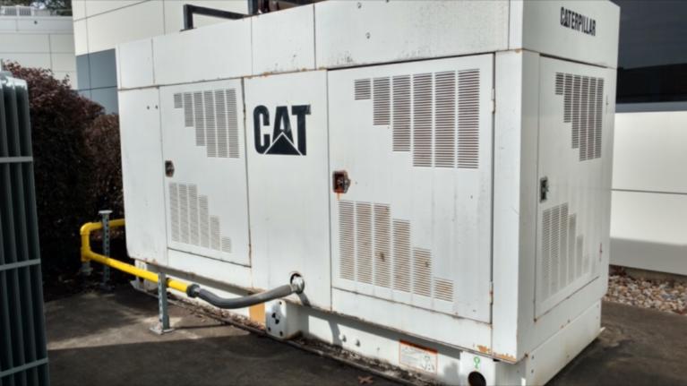 Natural Gas Generators for sale: CSDG