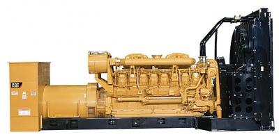Caterpillar Diesel Generators: CSDG
