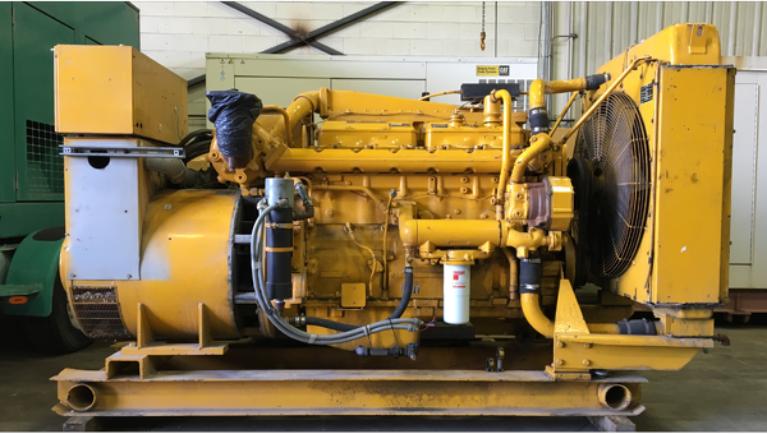Used Diesel Generators by Central States Diesel Generators