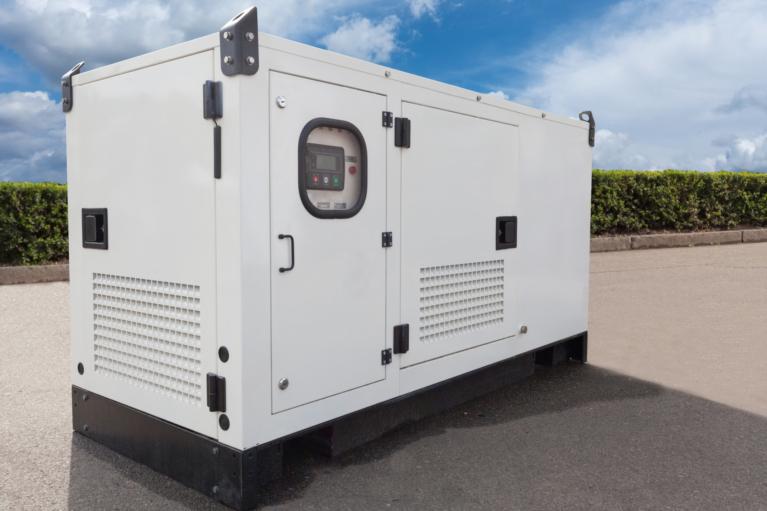 caterpiller diesel generator